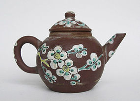 SmallChinese Yixing I'hsing Teapot