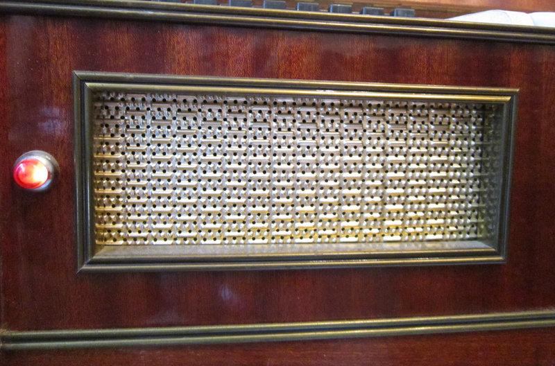 Roxy Electric Organ, Vintage Instrument