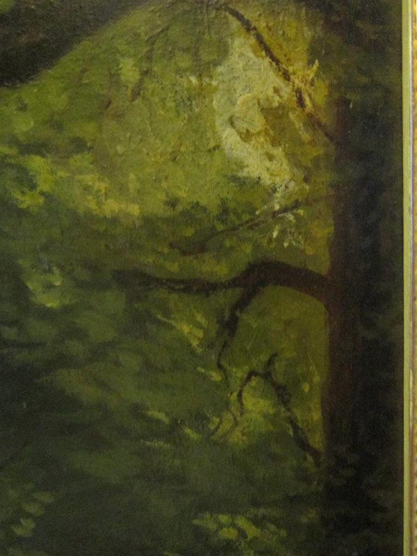 George T. Hobbs Landscape Painting