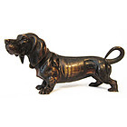 Vienna Bronze Dog