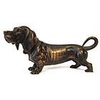 Vienna Bronze Dog