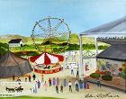 County Fair Painting by Helen LaFrance