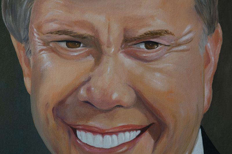 Jimmy Carter by Helen LaFrance