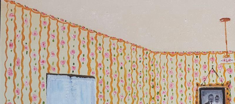 Wedding Trunk by Helen LaFrance