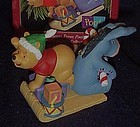 Hallmark Presents from Pooh keepsake ornament MIB