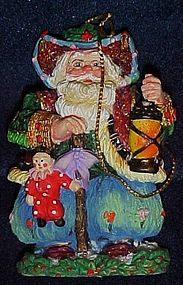 Possible Dreams ornament Crinkle Claus Madrid