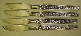 National Stainless dinner knives Sevita Pattern