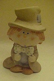 Bumpkins Groom figurine 2000