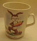Vintage Beswick Harold Hare mug cup
