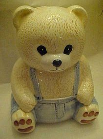 Vintage Montgomery Wards Teddy Bear cookie jar