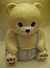 Vintage Montgomery Wards Teddy Bear cookie jar