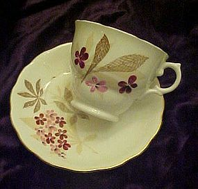 Royal Vale bone china  tea cup and saucer pink flowers