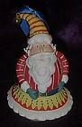 Santa bell ornament, Very cute!!