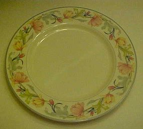 Gorham Town and Country ASHLEY pattern salad plate