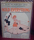 You're the cream in my Coffee from Hold Everything 1928