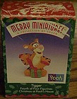 Hallmark A collection of Charm Merry Miniatures Tigger