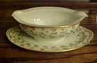 RC Noritake  N1462 gravy boat yellow and orange flowers