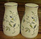 Noritake Chintz salt and pepper shakers pattern 2404