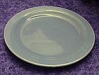 Hollywood Craftsman blue dessert plate6 3/8""