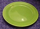 Hollywood Craftsman green salad plate 6 3/8""