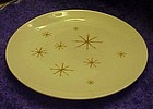 Royal China Star Glow dinner plate