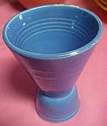 HLC  Harlequin blue double egg cup