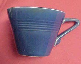 HLC Harlequin mauve blue cup