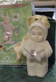Department 56  Snowbabies Starshine Ornament boxed
