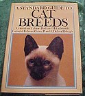 Standard Guide to Cat Breeds  Cat Fanciers Assoc book