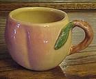 Barbara Eigen Peaches cup  from Block Molde Portugal