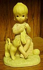 Lefton figurine The kindness you show means more than