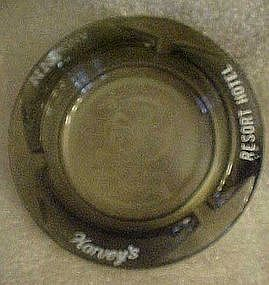 Harvey's Resort  & Inn Casino souvenir ashtray Tahoe