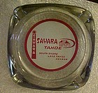 Vintage Sahara Tahoe souvenir casino ashtray