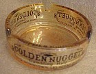 Golden Nugget Gambling Hall souvenir casino ashtray