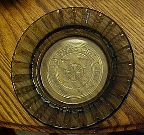 Del Webb's Nevada Club souvenir casino ashtray