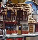 Dickens Village Dept 56 Green Grocer Village house