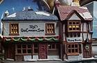 Dept 56 Dickens village The Old Curiosity shop cottage