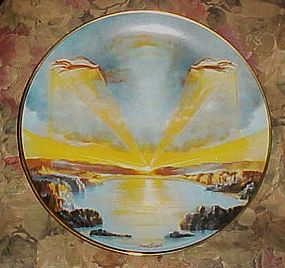 Yiannis Koutsis Creation plate #1 In the Beginning