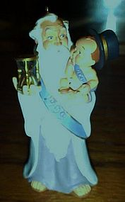 Hallmark  Welcome to 2000 Keepsake ornament 1999