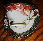 Lena Liu's Allen's Hummingbird cup and saucer Bradford