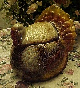 Harvest Turkey cookie jar by Better Homes and Gardens