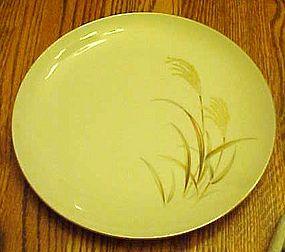 Harmony House Fine China Golden Wheat Dinner Plate