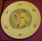 Royal Doulton 1976 Valentine's Day Plate in org box