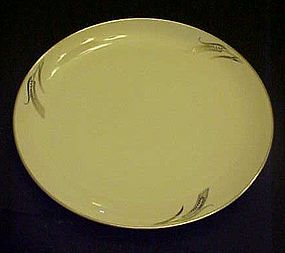 Fukagawa Pattern 931 Full Crop wheat salad plate