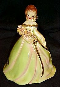 Early Calif Josef Originals Sylvia figurine PERFECT
