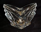 Mikasa Crystal Deco votive candle holder