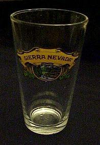 Sierra Nevada Beer glass by Libbey