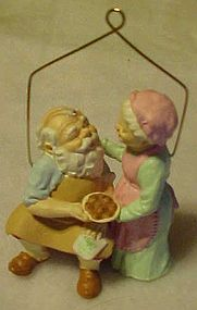 Hallmark Home Cooking ornament Christmas 1987
