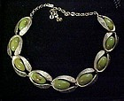 Vintage Charel  mid century necklace