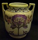 Antique Morimura Nippon Art Deco vase